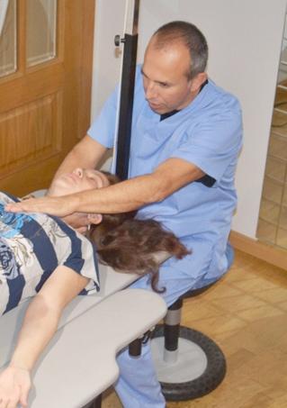Humberto Chacon Fisioterapeuta